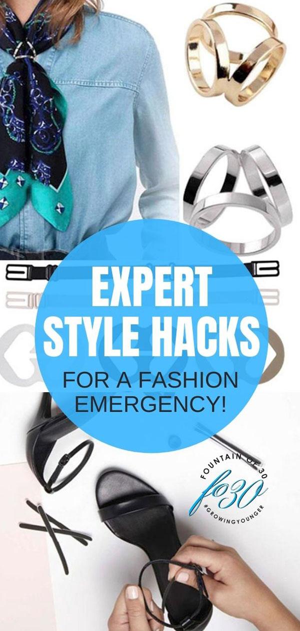 style hacks fashion fountainof30