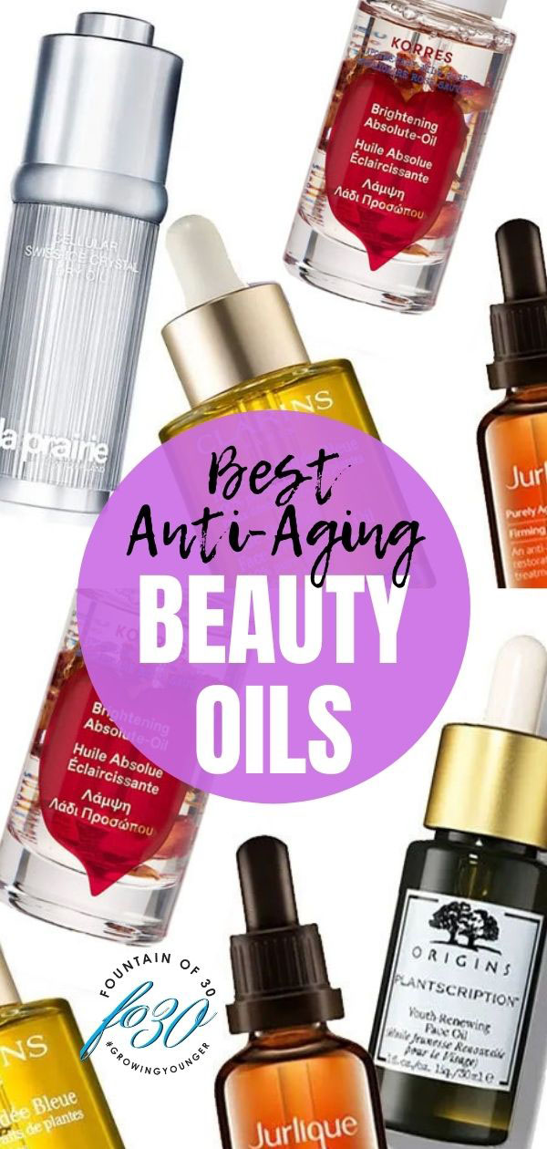 best beauty oils for your face fountainof30
