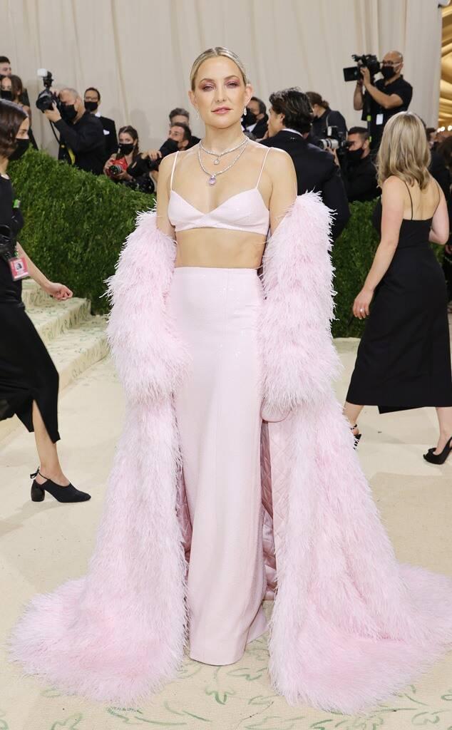 Kate Hudson Met Gala 2021 fashion fountainof30