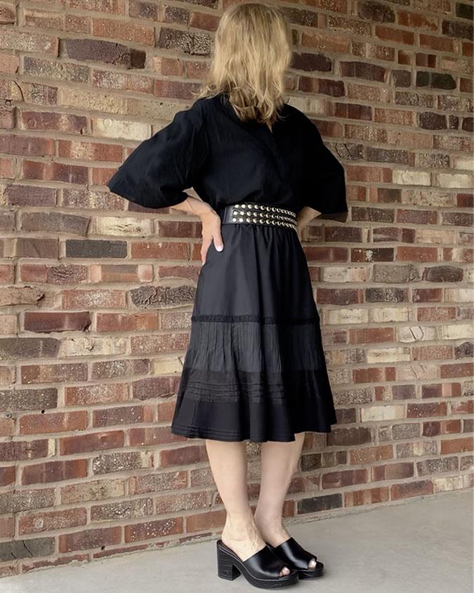 peasant blouse and skirt fountainof30