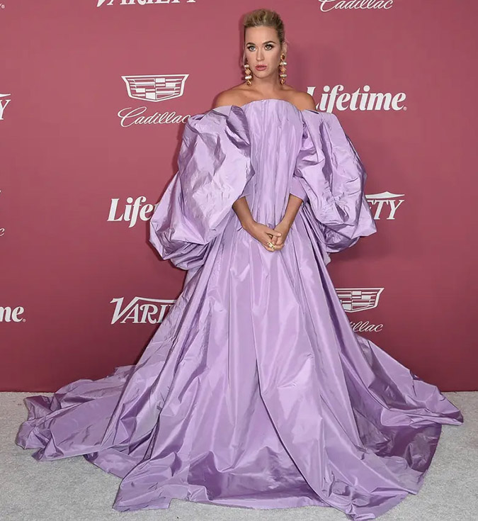 katy perry lilac gown fountainof30