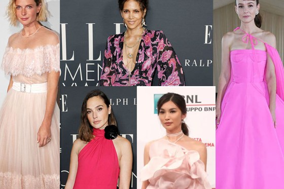 Celebrity Style: 5 Stars Who Look Pretty In Pink