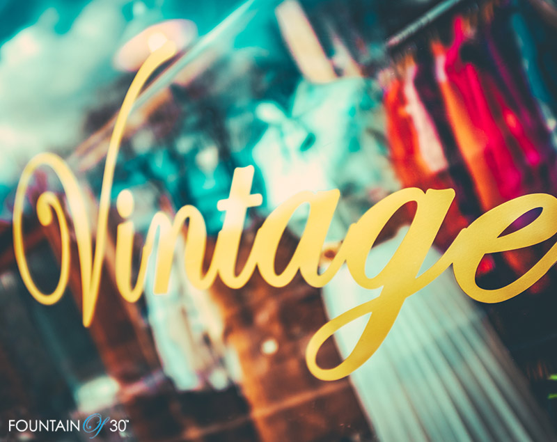 vintage shopping expert tips fountainof30