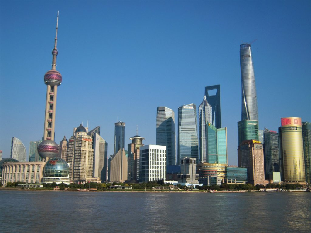 Fountain of Travel 10 Must Do Activities in Shanghai The Bund Pudong Skyline