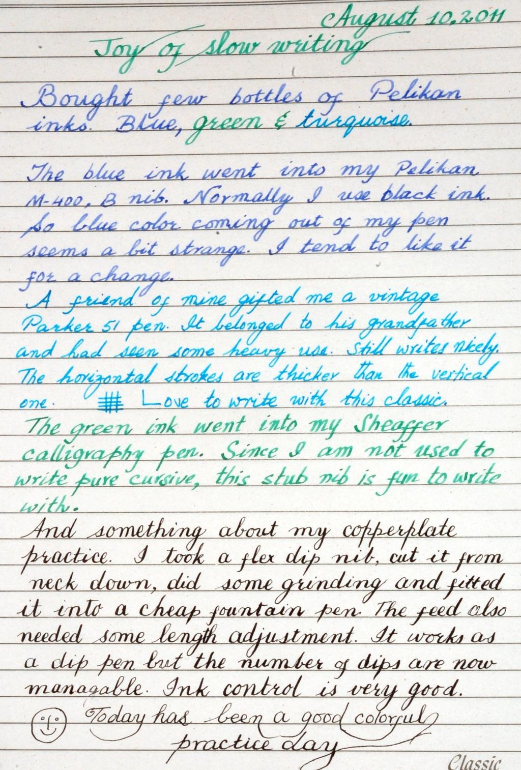 Handwriting Practice Qtlx