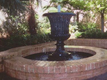 Fountain Solutions In Atlanta GA Urn Fountain Water Feature
