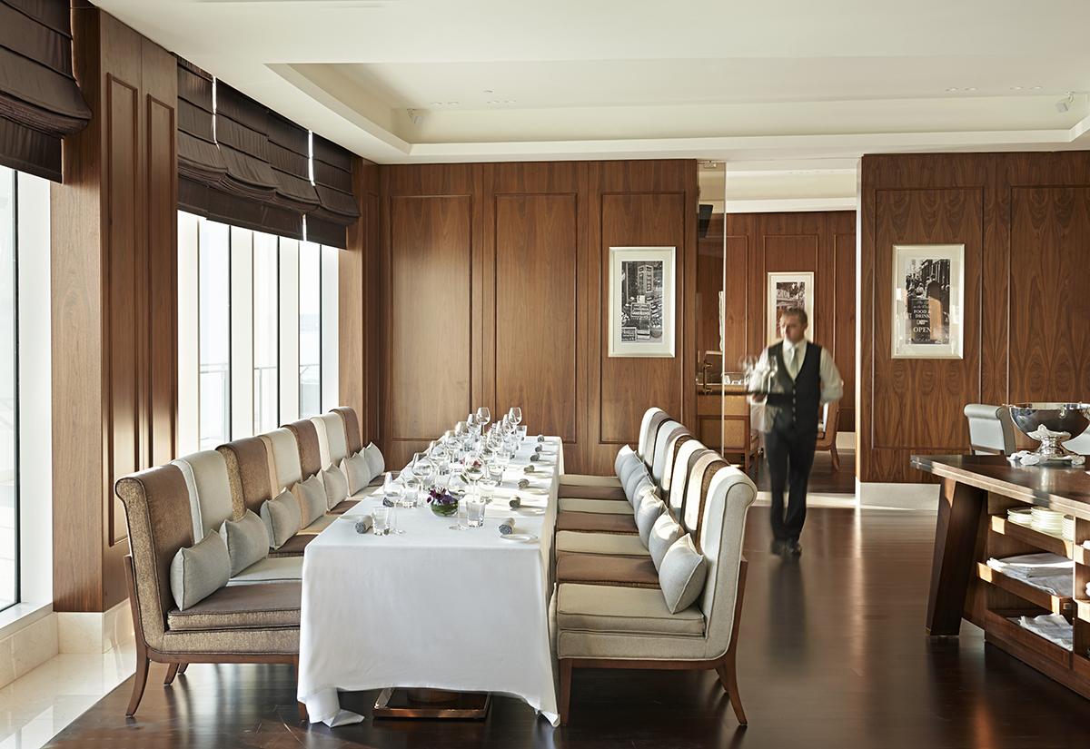 Image result for Social by Heinz Beck restaurant dubai