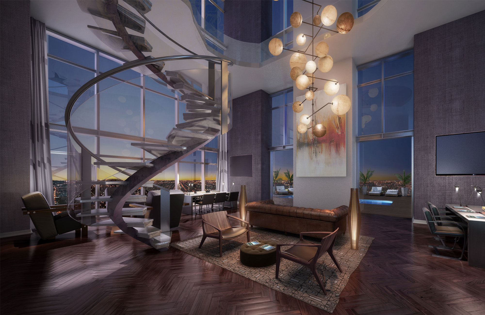 SLS LUX Brickell Hotel  Residences Now Open in Miami