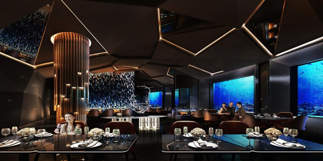 InterContinental Shanghai Wonderland Now Open  FOUR Magazine