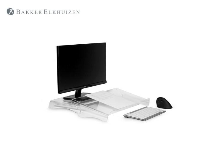 Schreibtisch Monitor Erhöhung 2021