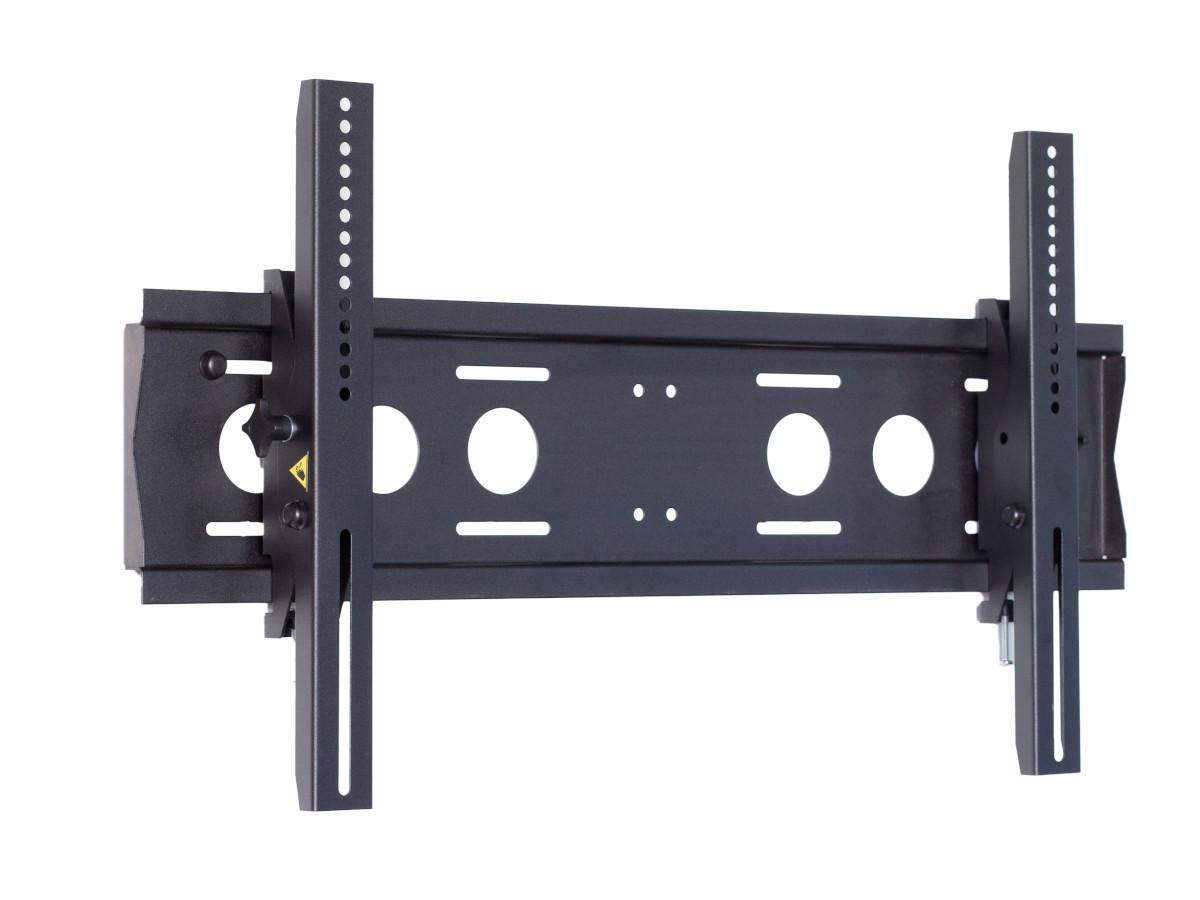 Edbak TWB2 Fernsehhalterung für die Wand 60-75Zoll. neigbar. schwarz