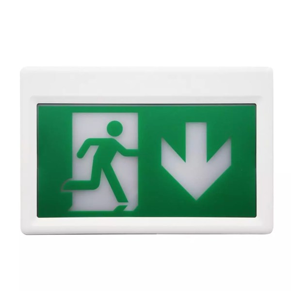 BES Exit Sign