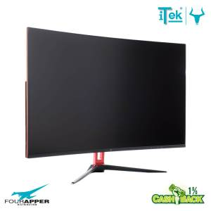 iTek TAURUS RESOLUX 32 curved 1