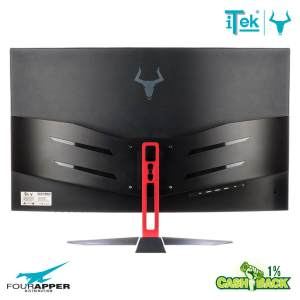 iTek TAURUS RESOLUX 32 curved 3