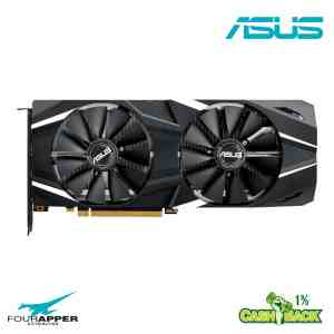 ASUS Dual GeForce RTX 2080 Advanced edition 8GB superiore
