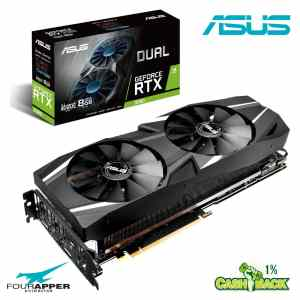 ASUS Dual GeForce RTX 2080 Advanced edition 8GB