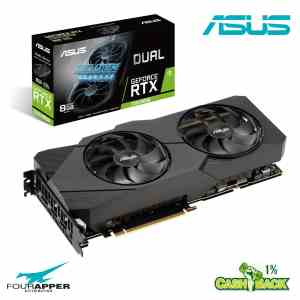 ASUS Dual GeForce RTX 2080 SUPER EVO 8GB box