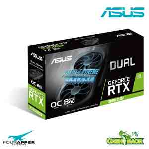 ASUS Dual GeForce RTX 2080 SUPER EVO OC Edition 8GB