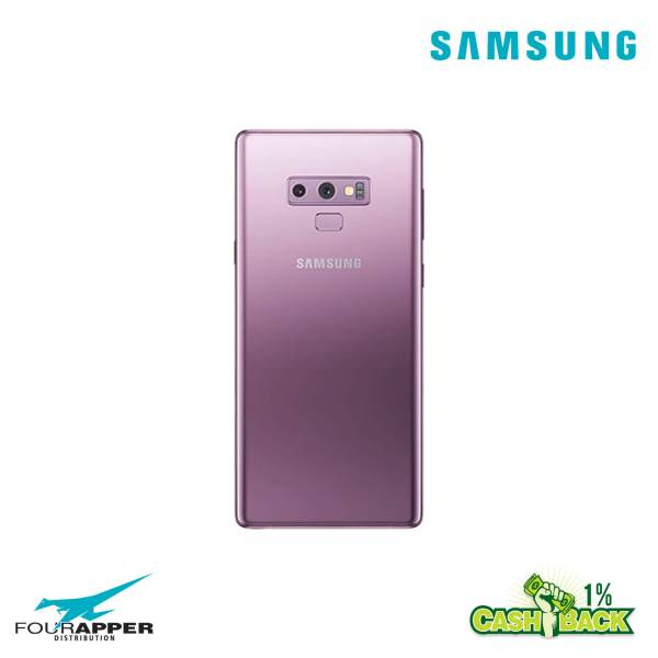 GALAXY NOTE 9 PURPLE BACK