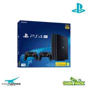PS4 PRO+2DUAL
