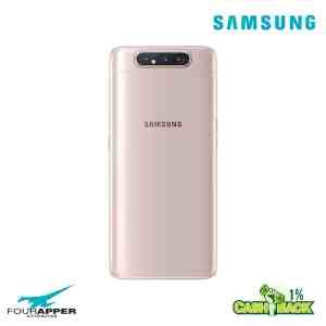 galaxy a80 gold back
