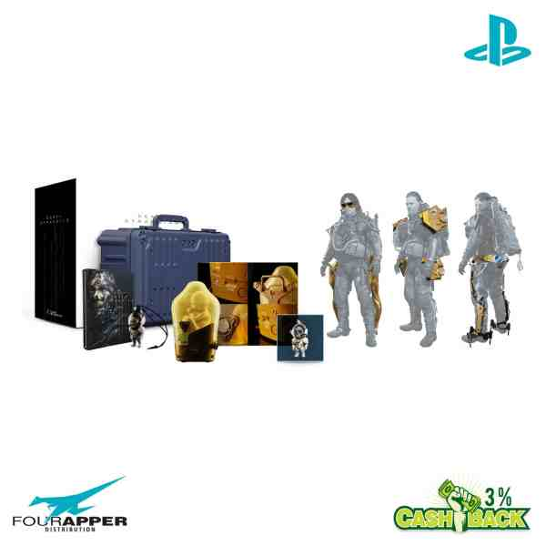 death stranding COLLECTOR'S EDITION 1