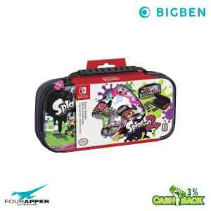 SWITCH BIGBEN GAME TRAVELER DELUXE TRAVEL CASE SPLATOON 2