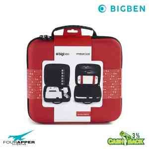 SWITCH BIGBEN STORAGE CASE rosso