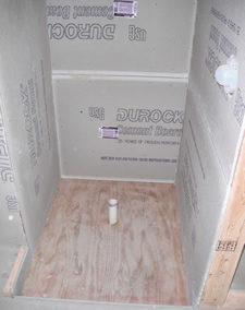 washington dc tile backer board