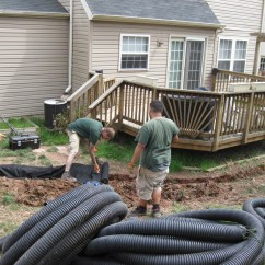 French Drain Design Diagram 2001 Chevy Silverado Fuse Home Drainage System Lock Elsavadorla