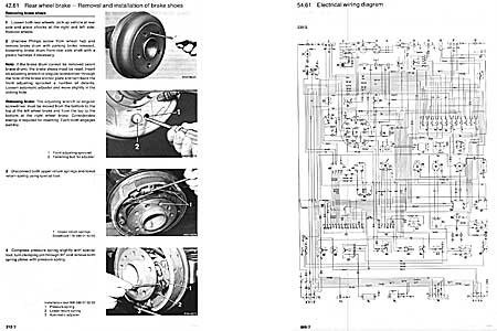 Mercedes 280GE Repair Manual DVD 1979-1989.