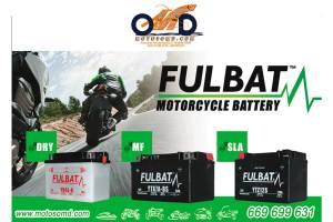 Baterías Motos y Scooter