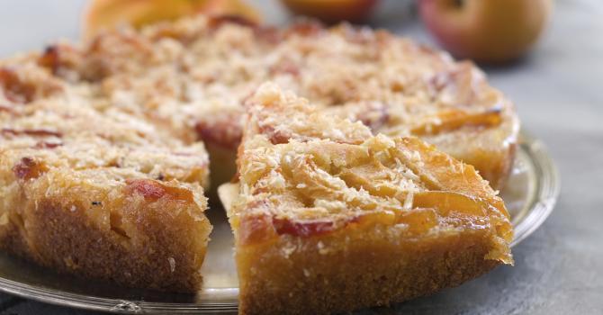 tarte aux pommes sans pate au thermomix c