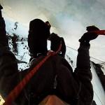 Ice Climbing POV