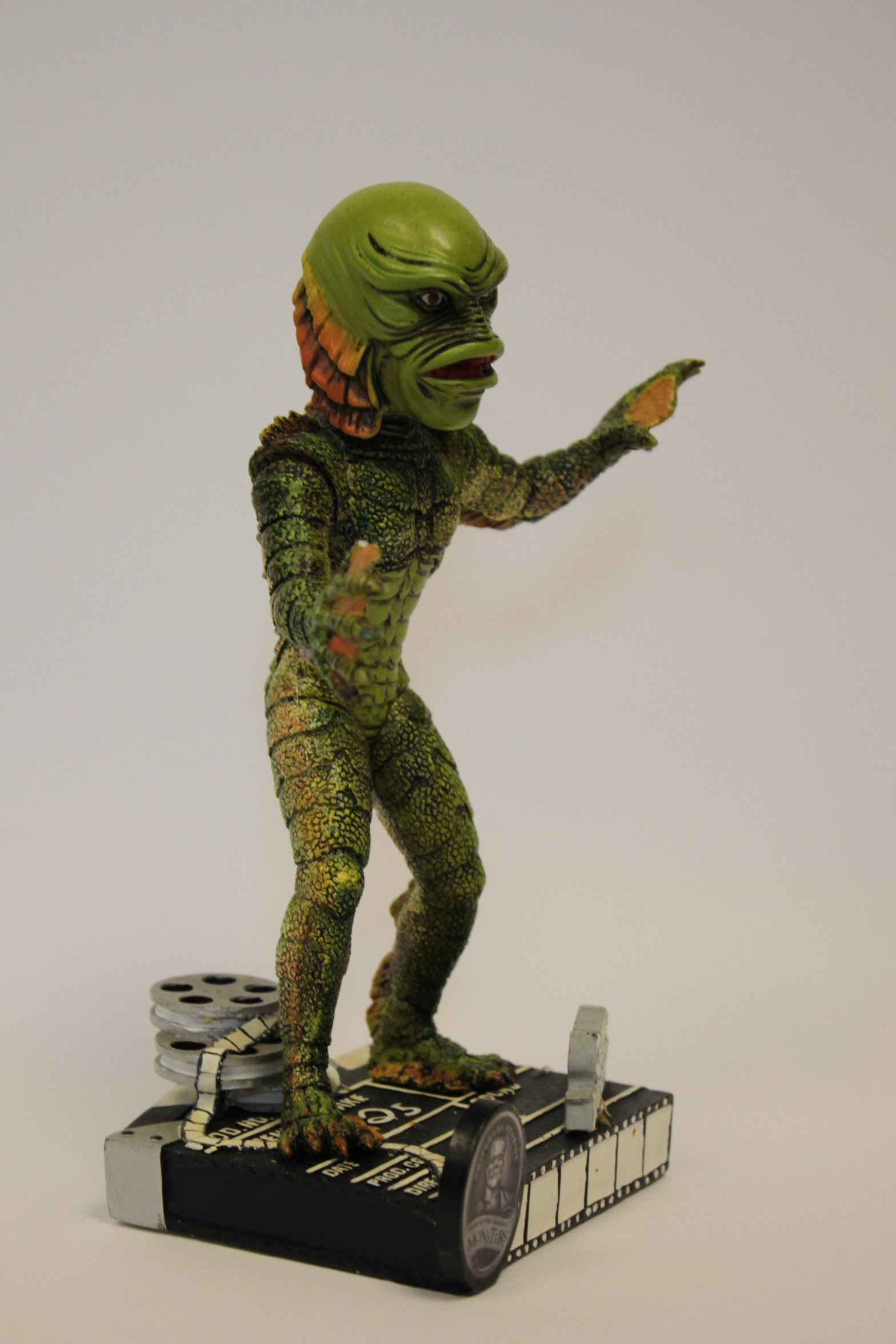 Creature from the Black Lagoon Bobble Head  Sold Details