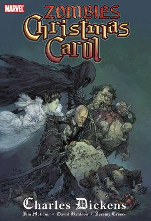 A Zombie Christmas Carol (hardcover)