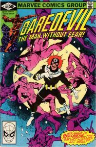 Daredevil (1964) 169