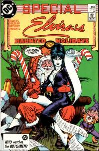 Elvira's Haunted Holidays House of Mystery Special
