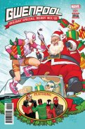 Gwenpool Holiday Special Merry Mix-Up (2016)