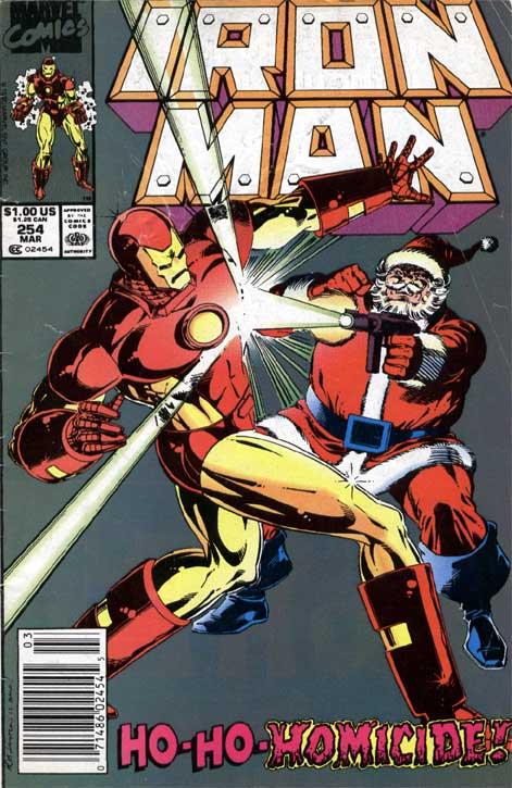 Iron Man (1968) 254