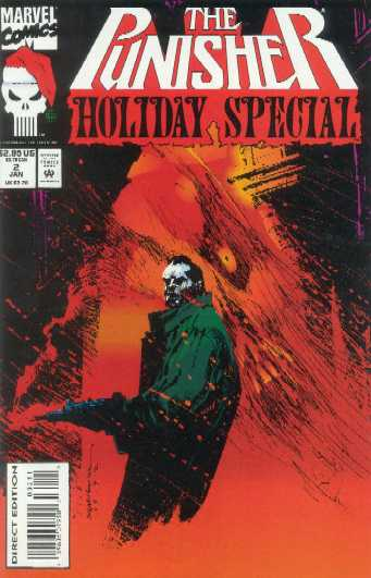 Punisher Holiday Special (1993) 2
