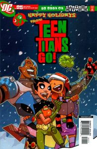 Teen Titans Go! 25 (2004)