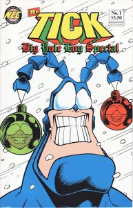 The Tick Big Yule Log Special (1997)