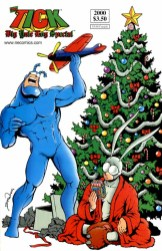 The Tick's Big Yule Log Special (1999) 1