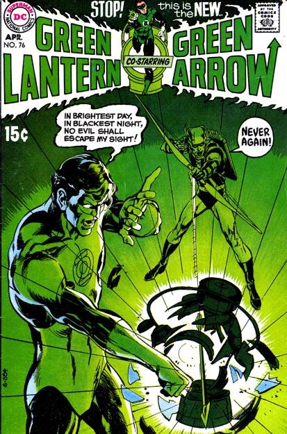Green Lantern (1960) 76