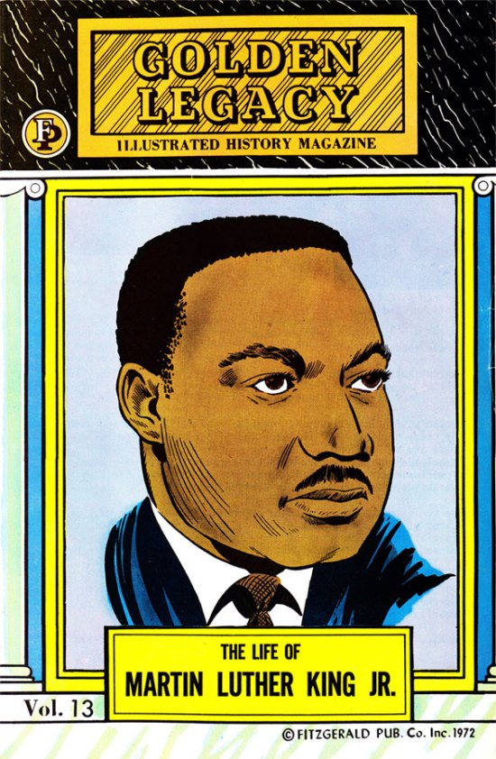 The Life of Martin Luther King, Jr.