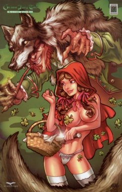 Grimm Fairy Tales: St. Patrick's Day Special 2013 (Moore Editions Exclusive Cover 2)