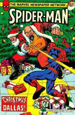 Spider-Man: Christmas in Dallas