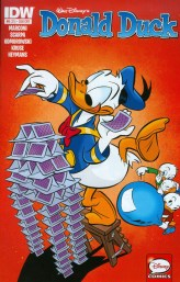 Donald Duck 8 (Subscription Cover)