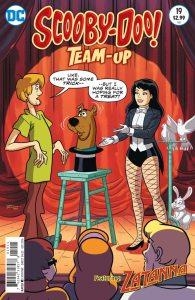 Scooby-Doo! Team-Up 19